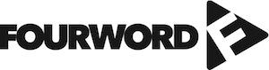 fourword arrow logo style