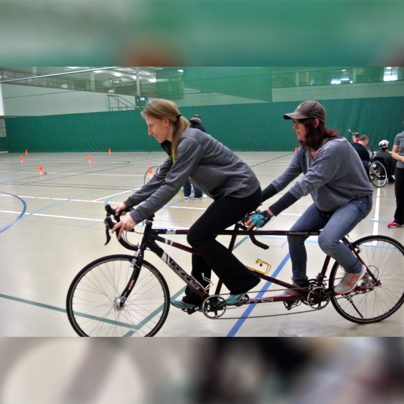 tandam-bicycle