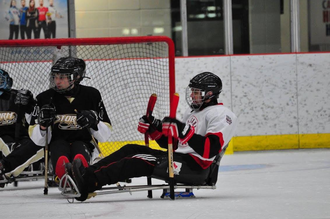 sledgehockey